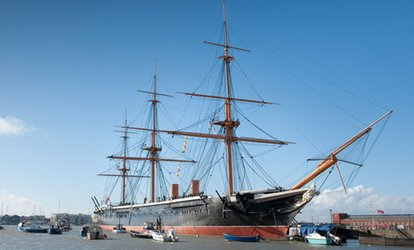 11-Attraction Annual Pass for One or Two at Portsmouth Historic Dockyard (37% Off)