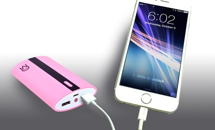 Mental Beats 6,600mAh Universal Power Bank