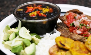 D'Cuba: One Appetizer up to a $4 value or a Small Soup (Must spend a minimum of $30) at D'Cuba