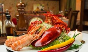 Restauracja Mollini: Włoska uczta: 49 zł za groupon wart 80 zł i więcej opcji w Restauracji Mollini (do -39%)