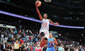 Atlanta Dream: Atlanta Dream WNBA Game with Post-Game Autograph Session at Philips Arena  (Up to 60% Off). Eight Games Available.