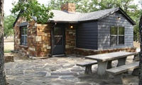 1-Night Stay for Four in a One-Bedroom Cabin at Osage Hills State Park in Pawhuska, OK. Combine Up to 2 Nights.