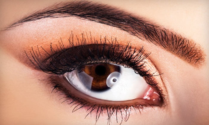 M2 Studio - Gateway Plaza: One or Two Full Sets of Eyelash Extensions with Refill Sessions at M2 Studio (Up to 74% Off)