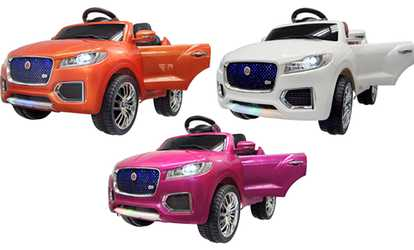Image Placeholder For Mini SUV Kids Ride On Car