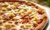 Tony Sacco's Coal Oven Pizza - Fort Myers: $20 for $40 Worth of Fresh Italian Fare at Tony Sacco's Coal Oven Pizza