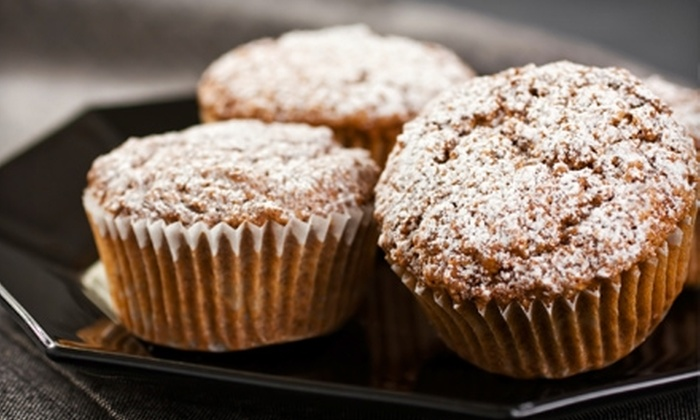 Flying Apron Bakery - Multiple Locations: $6 for $12 Worth of Vegan, Gluten-Free, Wheat-Free, Organic Baked Goods at Flying Apron Bakery