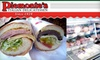 Piemonte's Italian Delicatessen - Tower District: $15 Worth of Sandwiches at Piemonte's Italian Delicatessen