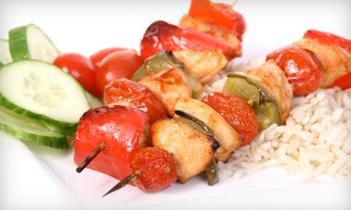 Char Fasl Restaurant - Downtown: Persian Fare for Lunch or Dinner at Char Fasl Restaurant in Agoura Hills