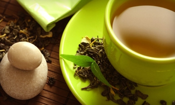 California Tea House - Chattanooga: $15 for $32 Worth of Loose-Leaf Tea from California Tea House