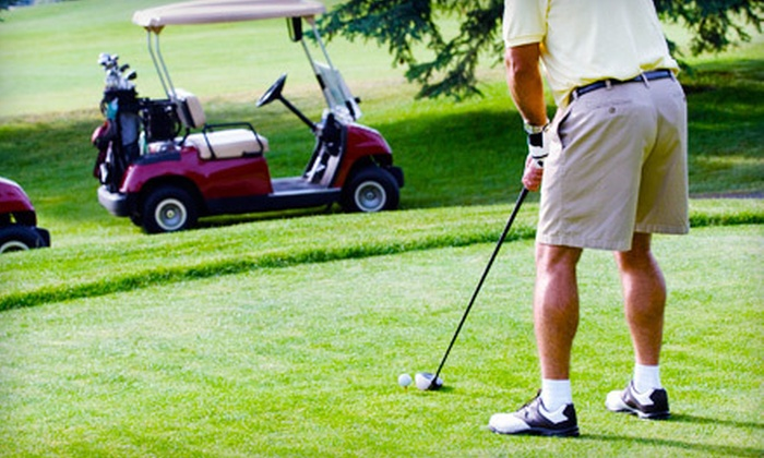 Willow Creek Golf Course - Des Moines: $20 for an 18-Hole Round of Golf Including Cart Rental at Willow Creek Golf Course (Up to $44 Value)