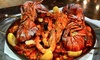 Vivo Tapas Lounge - North Ironbound: Paella and Pitcher of Sangria for Two or Four at Vivo Tapas Lounge (Up to 36% Off)