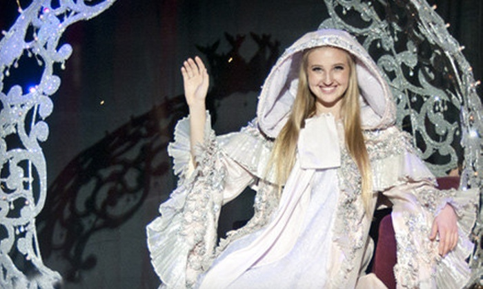 Cinderella Christmas.Lythgoe Family Productions Presents Cinderella Christmas