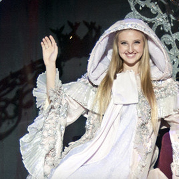 """424855d719274c Up to 55% Off One Ticket to """"Cinderella Christmas"""" Musical - Lythgoe Family  Productions Presents"""