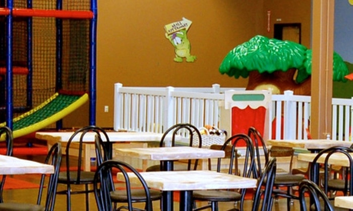 Jabbers - Nampa: $10 for a Three-Child Pass to Jabbers in Nampa (Up to $21 Value)