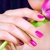 54% Off Mani-Pedi at Pretty in Pink in Hamilton