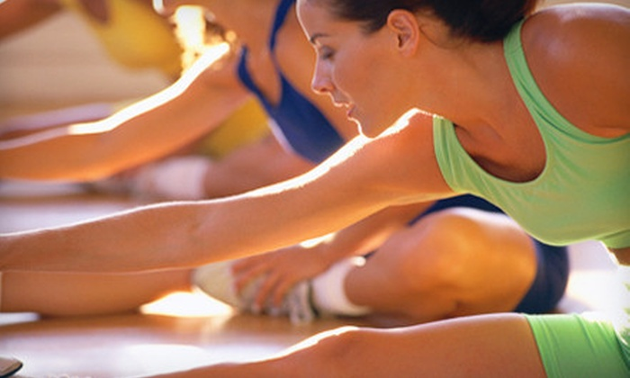 studioFiT - Clinton Township: $15 for Five Fitness Classes including Zumba, Pilates, and Yoga at studioFiT in Clinton Township ($35 Value)