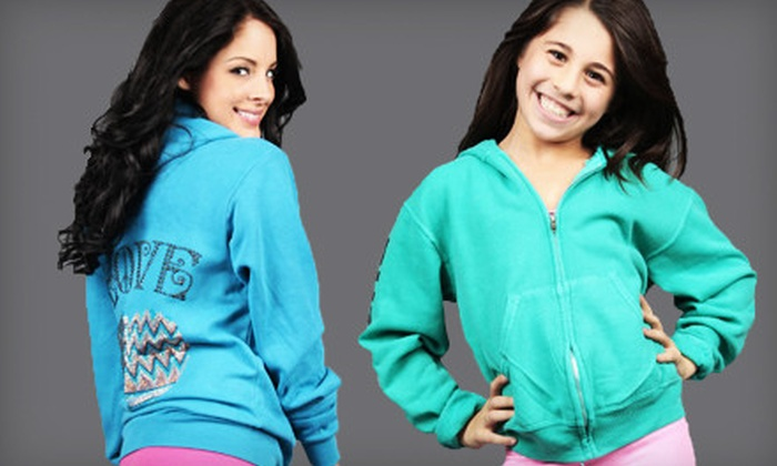 Butter Super Soft - Multiple Locations: $50 for $100 Worth of Women's and Girls' Sportswear from Butter Super Soft