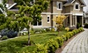 Sunshine Landscaping LLC: Two or Four Man-Hours of Landscaping Services from Sunshine Landscaping LLC (Up to 69% Off)