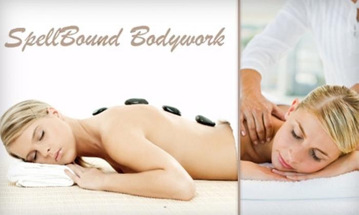 SpellBound BodyWork - Near North Side: $55 for a 90-Minute Hot-Stone Massage at SpellBound BodyWork ($220 Value)