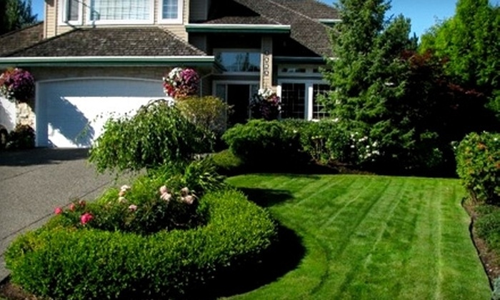 Pimp My Yard - Mt. Pleasant: $60 for $125 Worth of Lawn-Maintenance Services from Pimp My Yard