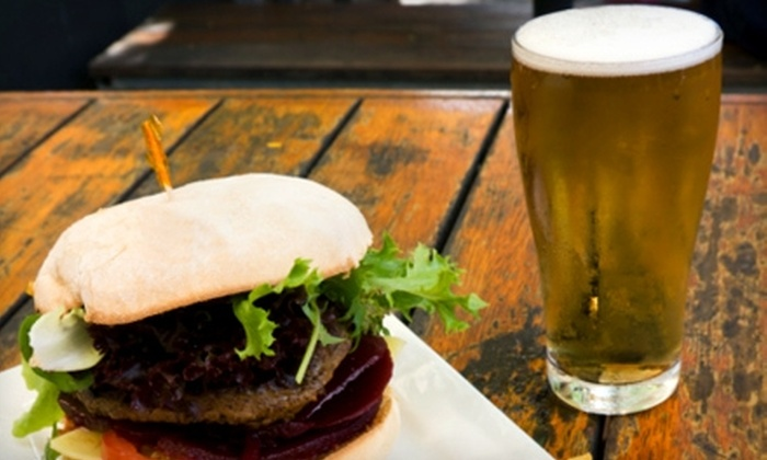 The Aussie Pub - Englewood: $10 for $20 Worth of Australian Fare and Beer at The Aussie Pub in Englewood