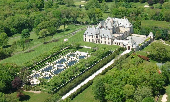 Oheka Castle Hotel and Estate - Huntington, NY: $179 for a One-Night Stay for Two and Castle Tour at Oheka Castle Hotel and Estate on Long Island (Up to $559 Value)