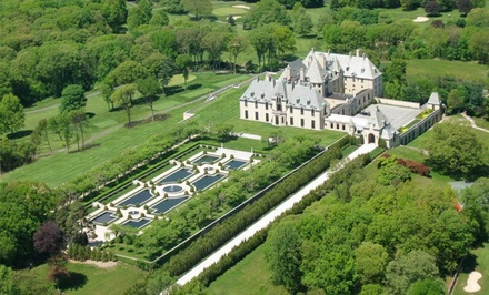 1-Night Stay for Two in a Chateau or Whitney Room, Valid SundayThursday - Oheka Castle Hotel and Estate in Huntington
