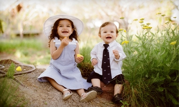Andrea Tunbridge Photography - Green Valley Ranch: $69 for a Two-Hour On-Location Photo Shoot and Prints from Andrea Tunbridge Photography ($380 Value)