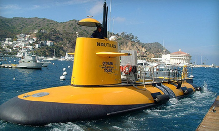 Catalina Adventure Tours - Catalina Adventure Tours: Underwater Boat Tour for Two, Four, or Six from Catalina Adventure Tours in Avalon (Up to 57% Off)
