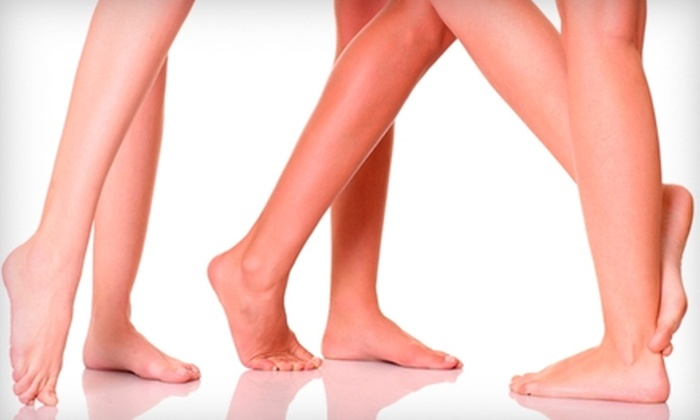 Indian Shores Walk-in Clinic & Med Spa - Multiple Locations: Laser Hair Removal or Weight-Loss Package at Indian Shores Walk-in Clinic & Med Spa