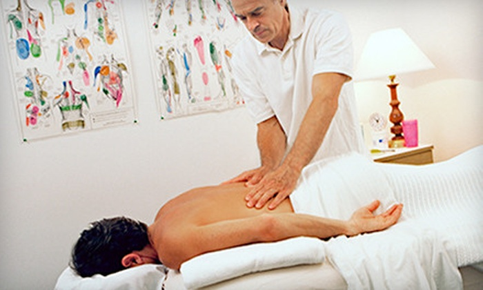 Dynamic Chiropractic Clinic - Multiple Locations: $39 for a Chiropractic Package with an Exam, X-ray, and Massage at an Area Chiropractic Clinic ($395 Value)