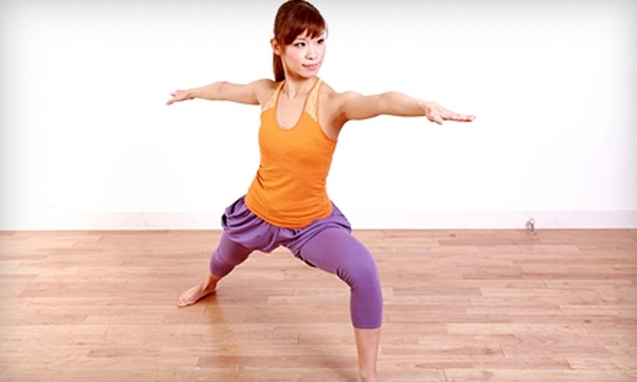 Concho Yoga - San Angelo: $10 for Five Drop-In Classes at Concho Yoga ($25 Value)