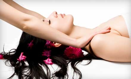 One 60-Minute Custom Massage with Aromatherapy (an $90 value) - At Peace Floatation and Massage in Colleyville