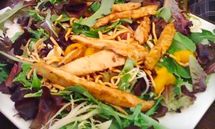 Mango's Noodle House - Farmers Branch: Asian Fusion Dinner or Lunch at Mango's Noodle House