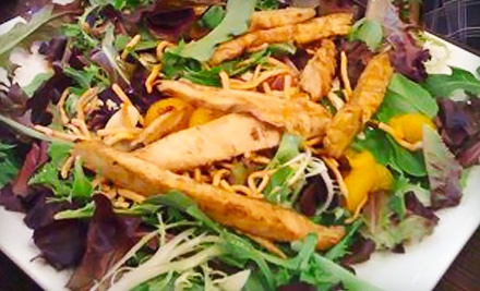 Mango's Noodle House: $20 Groupon for Lunch - Mango's Noodle House in Dallas