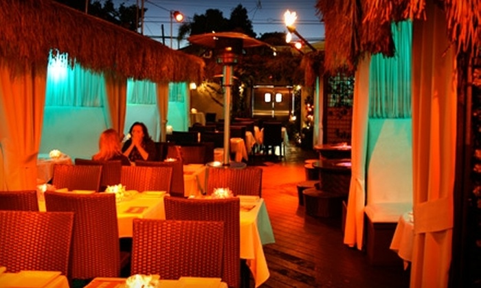 Lei Lounge - University Heights: $15 for $30 Worth of California Fusion Cuisine at Lei Lounge