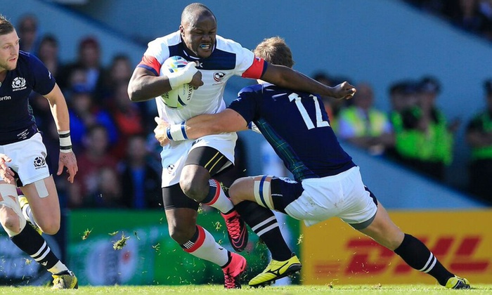 Americas Rugby Championship USA vs. Argentina - BBVA Compass Stadium: Americas Rugby Championship: USA v. Argentina on Saturday, February 6, at 7 p.m.