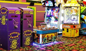 Party Package For 2 Or 10 With Laser Tag, Tokens, Drinks, Pizza, And Inflatables At My Three Sons (up To 54% Off)