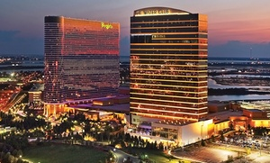 1- Or 2-night Stay For Two With Dining Credit And Comedy-club Tickets At Borgata Hotel Casino & Spa In Atlantic City, Nj