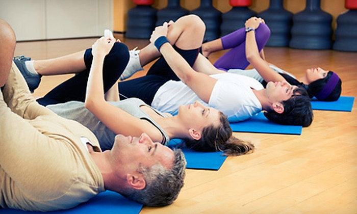 Stretch Pilates and Fitness - Williamsville: $49 for 10 Group Pilates Mat Classes at Stretch Pilates and Fitness ($150 Value)