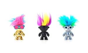 Elektrokidz Hair-dancing Figures
