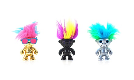 Elektrokidz Hair-Dancing Figures