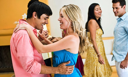 Eight Group or Two Private Dance Lessons and One Dance Social at Take The Lead Dance Studio (Up to 64% Off)