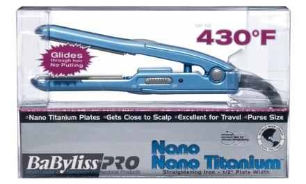 BaByliss Pro Nano Titanium 0.5