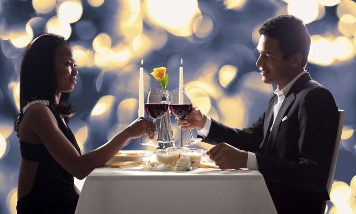SC Catering - Charleston: Large or Small Romantic Dinner or Valentine's Day Lunch Delivery from SC Catering (Up to 50% Off)