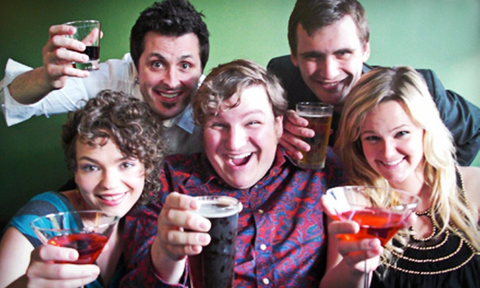 """Bye Bye Liver"" – Spring Break Edition - The Cabaret at Camp Bar: $24 for the Actors Theater of Minnesota's ""Bye Bye Liver – Spring Break Edition"" for Two (Up to $49 Value)"