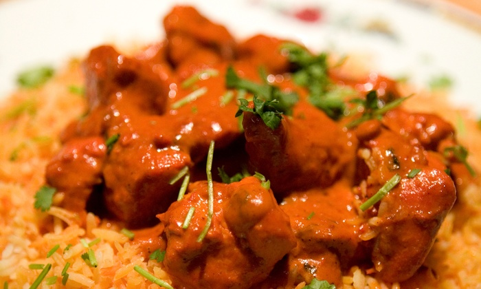 The Spice Jammer - Downtown Victoria: C$15 for C$25 Worth of Indian Cuisine for Dinner at The Spice Jammer