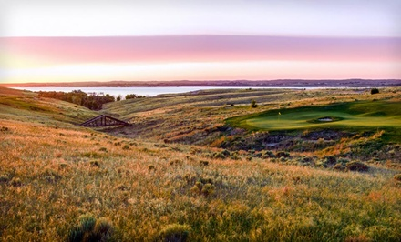 One- or Two-Night Stay with Round of Golf with Cart for Four at Bayside Golf Club in Brule, NE from Bayside Golf Club -