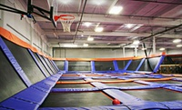 GROUPON: Up to 55% Off Trampolining in Kirkland SkyMania! Trampolines