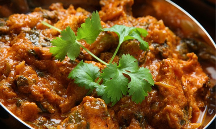 Passage To India - Multiple Locations: Indian Cuisine for Two or Four at Passage To India (Up to 53% Off)